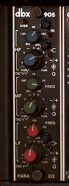 DBX 905