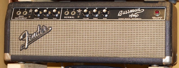 Fender Bassman 1960