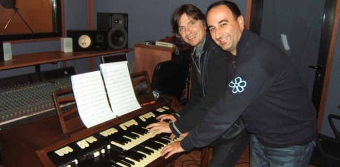Gianni Togni e Pasquale Morgante