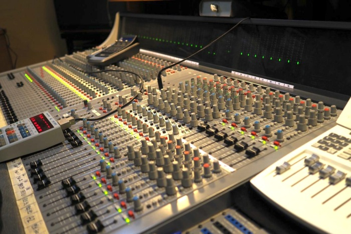 Mixer Home page 1