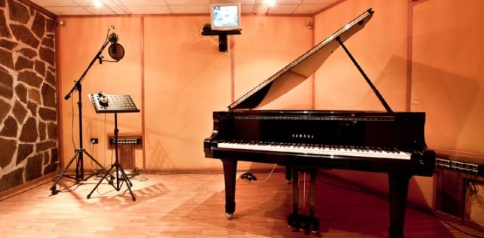 Recording Room 1.1