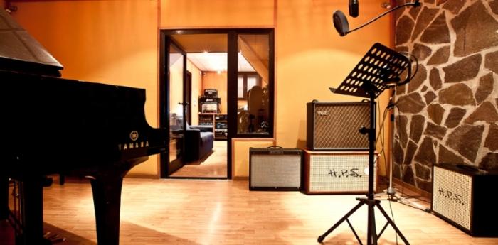 Recording Room 1.5