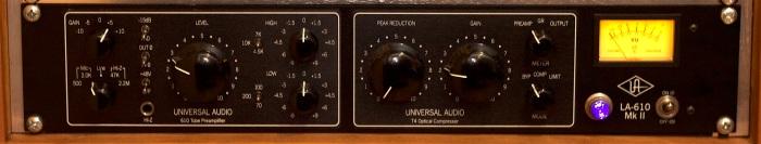 Universal Audio LA 610 MK II