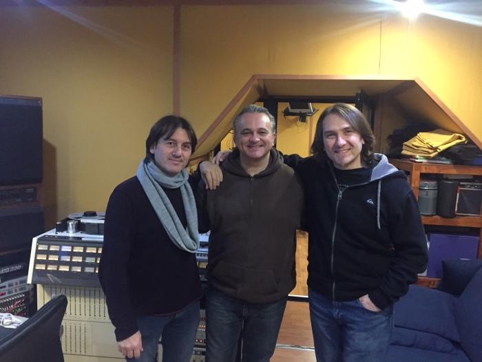 Andrea Tofanelli, Flavio Mazzocchi and Max