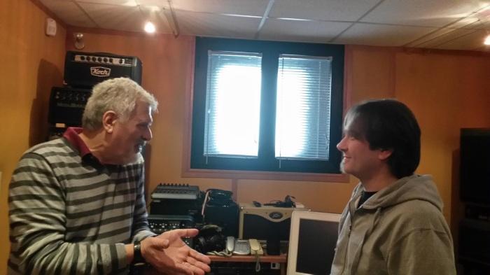 Fabio Frizzi and Max