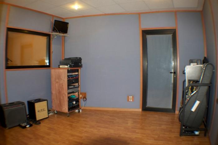 Recording Room 3 4