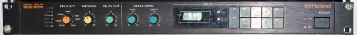 Roland SDE 1000 OK 1