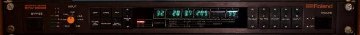 Roland SRV 2000 ok1