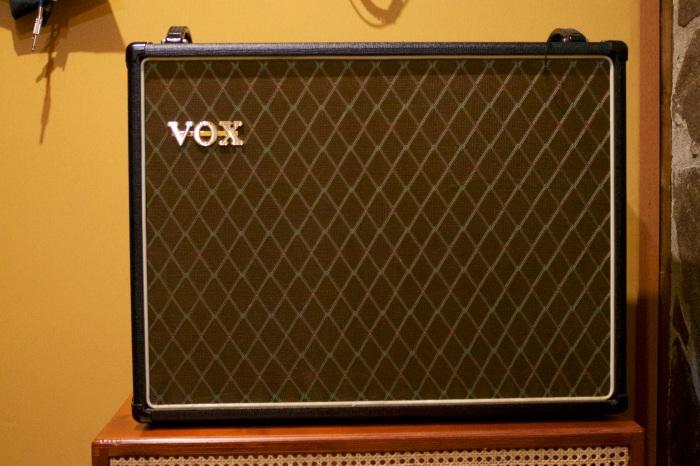 Vox 2x12 Alnico Blue